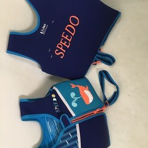 Speedo Life Vest like new